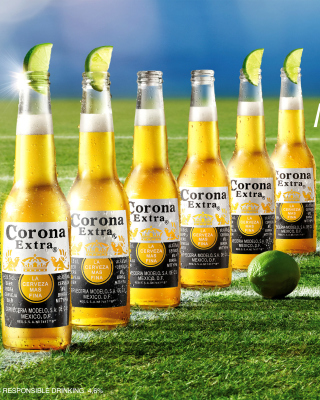Corona Extra Beer - Obrázkek zdarma pro iPhone 4S