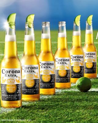 Corona Extra Beer - Obrázkek zdarma pro Nokia 300 Asha