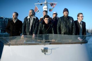 Lilyhammer Gang - Obrázkek zdarma pro Motorola DROID