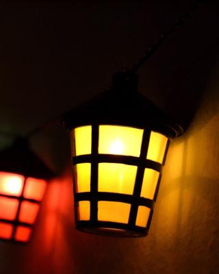 Lamps Lights - Obrázkek zdarma pro 240x432