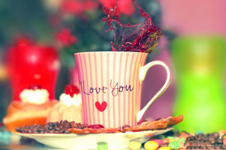 Good Morning! I Love You Picture for Android, iPhone and iPad
