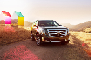 Free Cadillac Escalade Picture for Android, iPhone and iPad