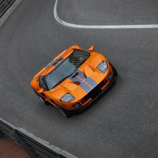 Ford GT40 - Obrázkek zdarma pro 320x320
