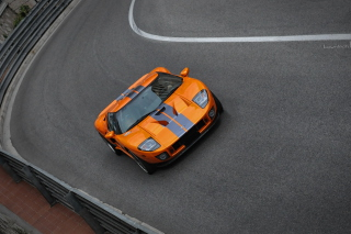 Ford GT40 - Obrázkek zdarma pro Nokia C3