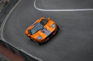 Ford GT40 - Obrázkek zdarma pro LG P970 Optimus