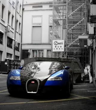 Bugatti Veyron - Obrázkek zdarma pro iPhone 6 Plus