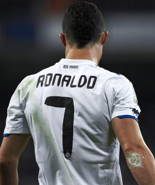 Cristiano Ronaldo - Obrázkek zdarma pro Nokia X1-00