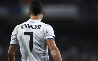 Cristiano Ronaldo - Obrázkek zdarma pro LG P700 Optimus L7