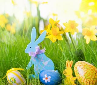 Easter Time - Obrázkek zdarma pro iPad Air