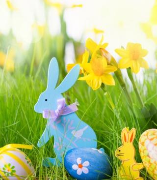 Easter Time - Obrázkek zdarma pro Nokia Asha 501