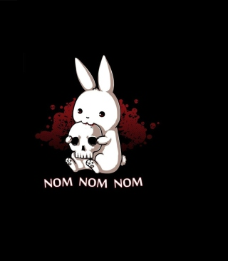 Blood-Thirsty Hare - Obrázkek zdarma pro 480x640
