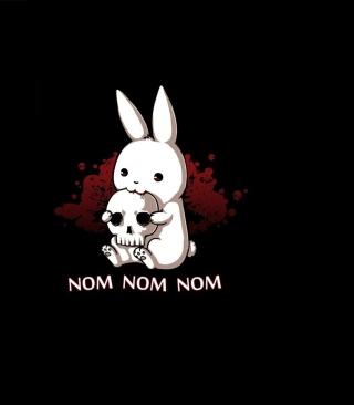 Blood-Thirsty Hare - Obrázkek zdarma pro iPhone 4