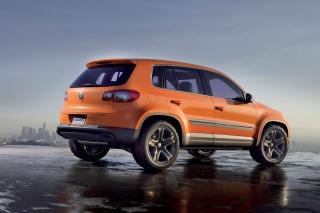 Volkswagen Tiguan - Obrázkek zdarma pro 480x360