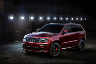Jeep Grand Cherokee SRT 2016 Picture for Android, iPhone and iPad