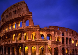 Free Rome Colosseum Antient Picture for Android, iPhone and iPad