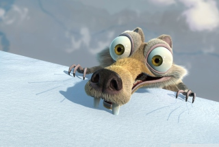 Free Scrat Ice Age Picture for Android, iPhone and iPad