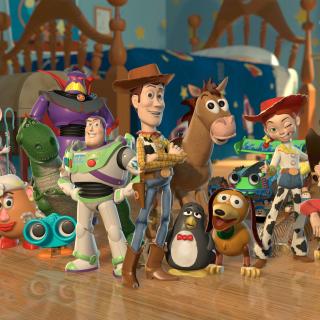 Toy Story - Obrázkek zdarma pro iPad