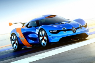 Renault Alpine A110 Picture for Android, iPhone and iPad