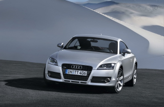 Audi Tt Fa Background for Android, iPhone and iPad