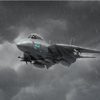 Grumman F 14 Tomcat Interceptor - Obrázkek zdarma pro iPad 3