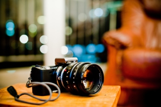 Sony Alpha NEX 5 Picture for Android, iPhone and iPad