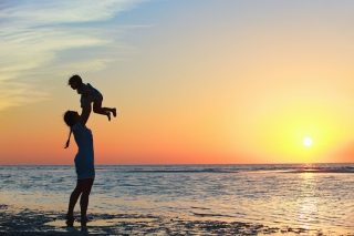 Happy Family - Obrázkek zdarma pro HTC One