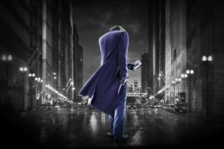 The Joker - Fondos de pantalla gratis para Nokia Asha 201