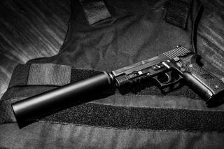 Pistol SigSauer P226 - Obrázkek zdarma pro Samsung Galaxy Tab 4G LTE