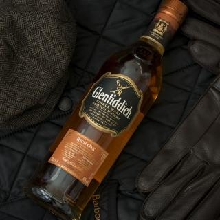 Glenfiddich single malt Scotch Whisky - Obrázkek zdarma pro iPad