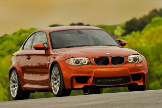 Free BMW 118i Coupe Picture for Android, iPhone and iPad