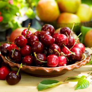 Wild Cherry - Obrázkek zdarma pro 208x208
