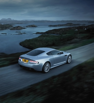 Aston Martin Dbs - Obrázkek zdarma pro iPad Air