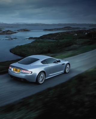 Aston Martin Dbs - Obrázkek zdarma pro Nokia C-Series