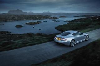 Aston Martin Dbs - Obrázkek zdarma pro LG P700 Optimus L7