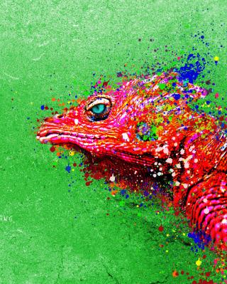 Lizard King - Obrázkek zdarma pro 640x960