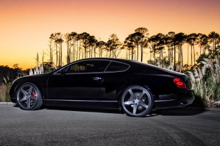 Bentley Continental GT - Obrázkek zdarma pro Android 640x480