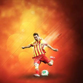 Lionel Messi - Obrázkek zdarma pro 2048x2048