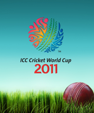 2011 Cricket World Cup - Obrázkek zdarma pro Nokia Asha 300