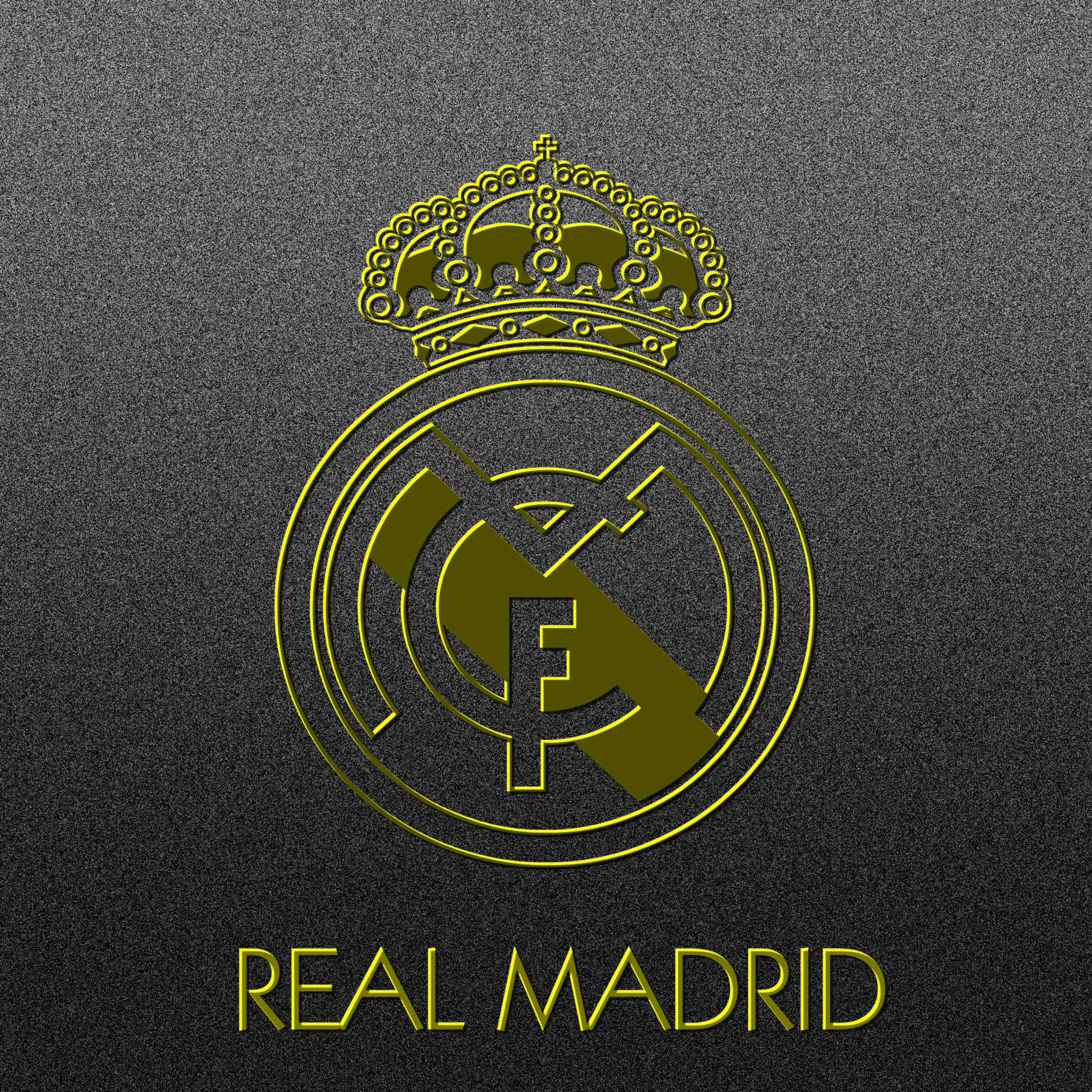 Real Madrid Wallpaper for 2048x2048