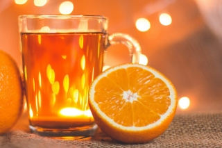 New Year mood with mulled wine sfondi gratuiti per cellulari Android, iPhone, iPad e desktop