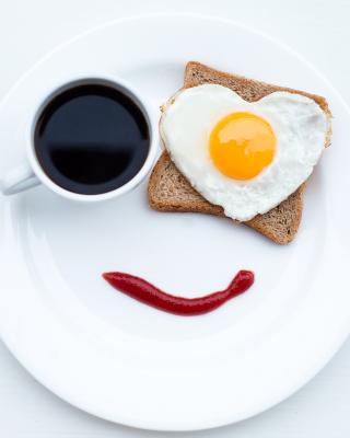 Breakfast Design - Obrázkek zdarma pro 240x432