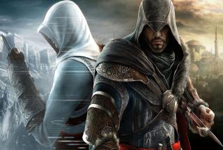Assassins Creed Revelations - Fondos de pantalla gratis para Blackberry RIM PlayBook LTE