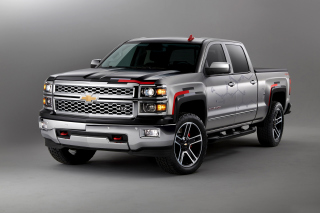 Chevrolet Silverado Tuning Wallpaper for Android, iPhone and iPad