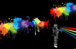 Spray Painting Graffiti - Obrázkek zdarma pro Fullscreen Desktop 1600x1200