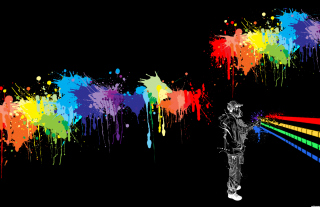 Spray Painting Graffiti - Obrázkek zdarma pro 480x320