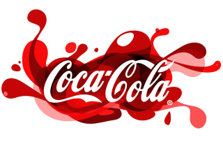 Coca Cola Logo Wallpaper for Android, iPhone and iPad