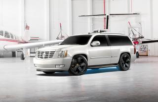 Cadillac Escalade - Obrázkek zdarma pro 1366x768