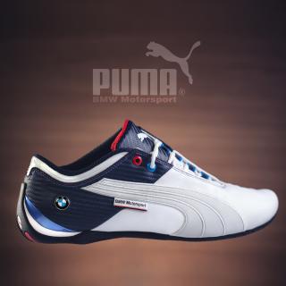 Puma BMW Motorsport - Obrázkek zdarma pro iPad mini