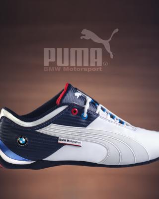 Puma BMW Motorsport - Obrázkek zdarma pro Nokia C3-01 Gold Edition