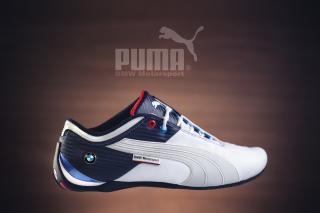 Puma BMW Motorsport - Obrázkek zdarma pro Motorola DROID
